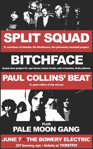The Split Squad with Bitch Face Paul Collins and Pale Moon Gang